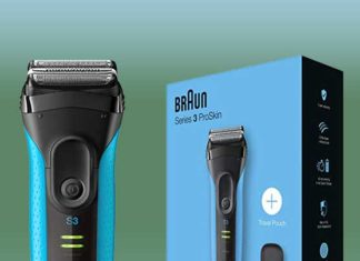 Braun Series 3 Review fetured