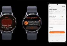 samsung ecg watch