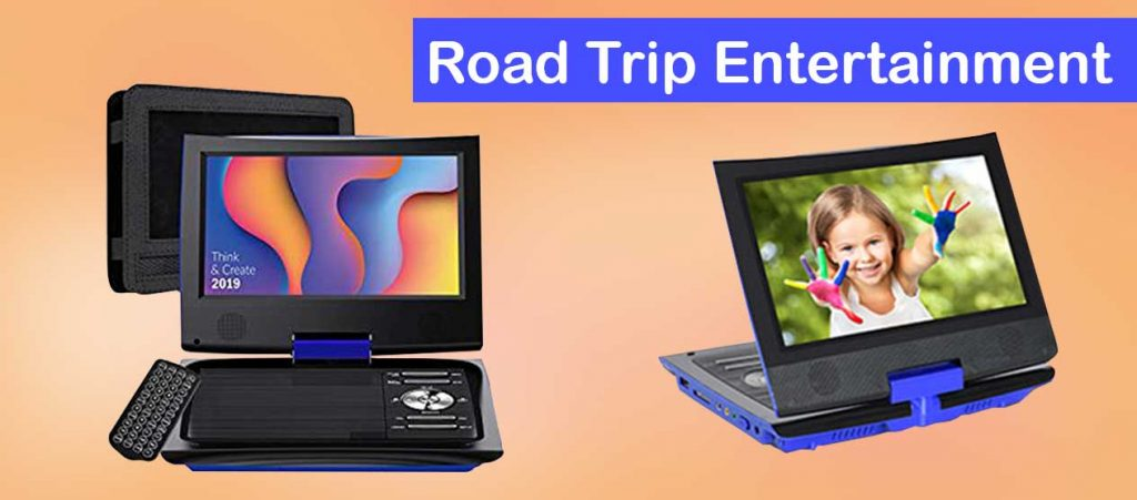 SUNPIN Portable DVD Player