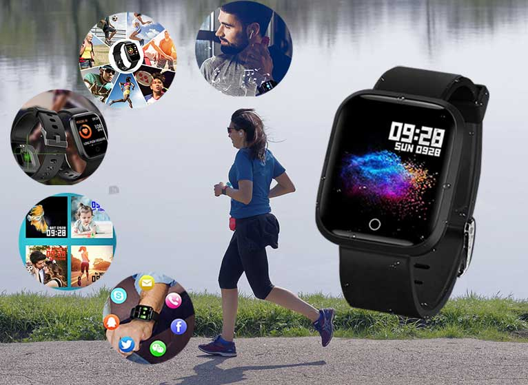 innovative fitness smartwatch